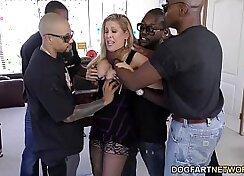 Black Cock Orgy Presented by Mandingo Productions