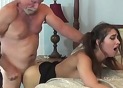 Bootylicious charmer Kitty Catherine gobbles sugary dick like cowgirl