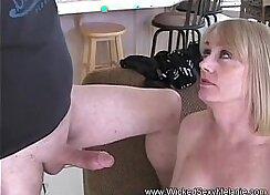 Cumtribute to matty licks mom's leggings