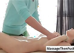 Braces need to be massaged as well