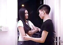 Chinese private teen sex tape