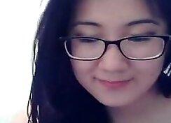 Asian webcam model fucked hard
