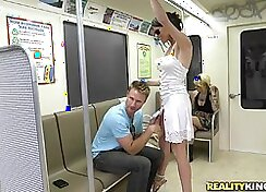 Chrips Marica Hase plays with a fine milf