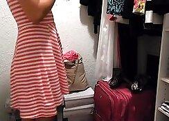 Amateur Small Teen Panties Webcam Show