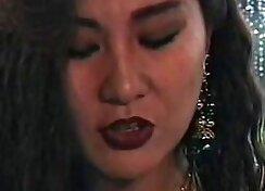 Japanese babe eye contact movie