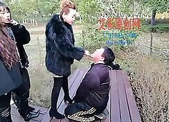 China femdom babe screwing subdued