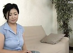 Japanese milfs do the cutest things