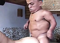 Asian babe fucked during PORN audition