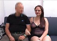 cuckold wife take care of bbc while husbands watch