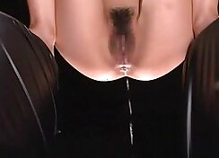 Excellent Japanese Creampie huge TITS food masturbation And Put The Pet Out Of The Dal