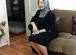 Curcatorial Turkish Nympho Getting Fucked