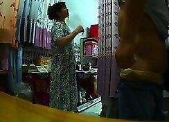 Manquada Flash, Brasileiama aunty giu no banheiro morning cup full