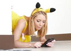 Pokemon pounding