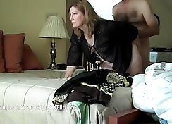 Wife brutally pounded by her boss for dollars
