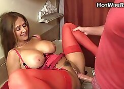 Step Mom Catches Son Sucking Off his Daughter