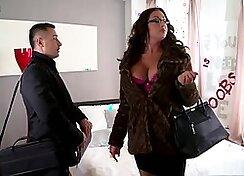Best pornstar Mary Alexs in crazy big tits, lingerie xxx video
