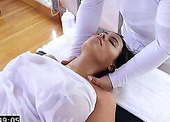 Anal Massage II Asia Foxx Oil Addiction Mick Blue