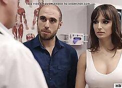 Bridget Has Her Cuckold Confront Her Cheater Husband