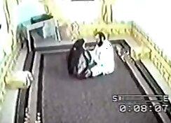 Chesty Slut Teasing Hidden Cam
