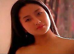 Asian Cutie In A Striptease