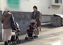 Fucked sexy cheating japanese mom fucks patient