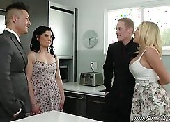 hot girl housewife anal drooling